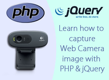 Java Code To Capture Image From Webcam