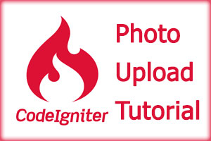 Codeigniter 3 – Upload file and insert data into database